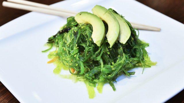 海藻を摂ってダイエットの促進につなげよう【糖質の吸収をゆるやかに】